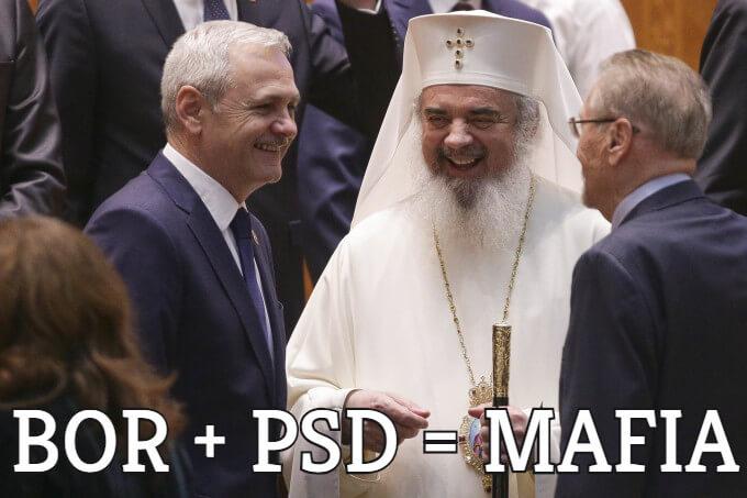 BOR + PSD = MAFIA