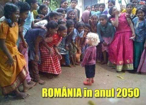 Romania in 2050