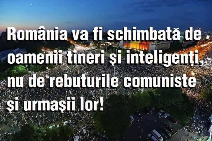 Schimbarea Romaniei