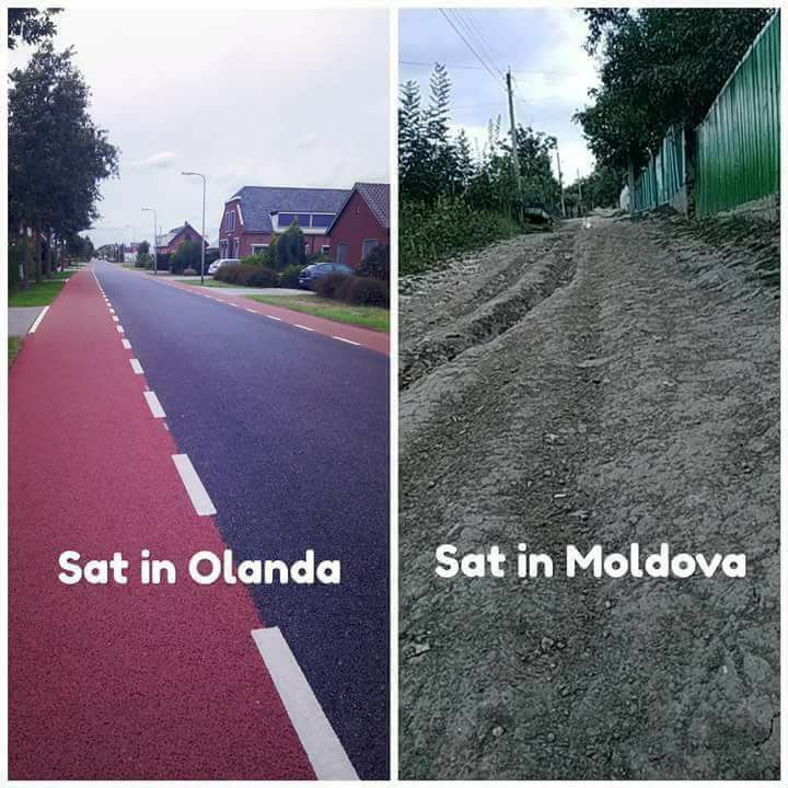 Sat Olanda versus Moldova