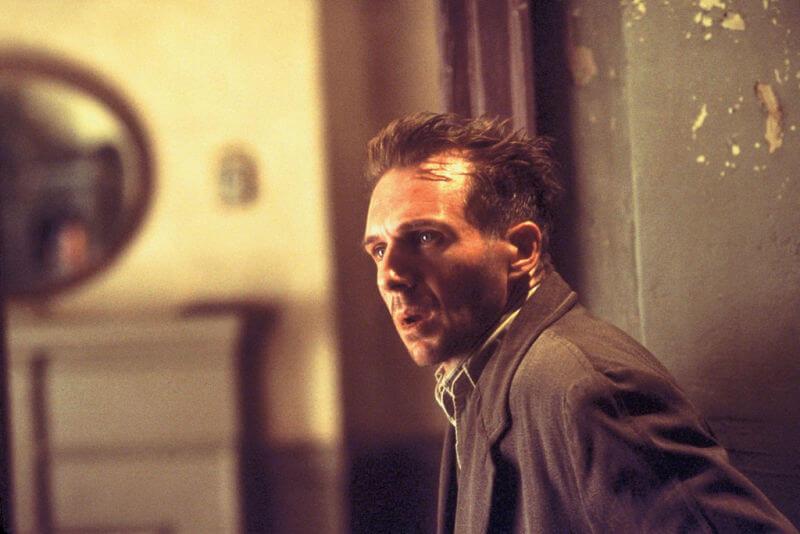 Ralph Fiennes in Spider
