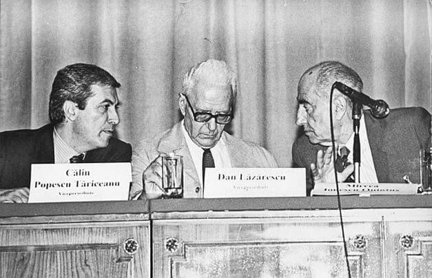 Tariceanu, Dan Amedeo Lazarescu, Mircea Ionescu-Quintus