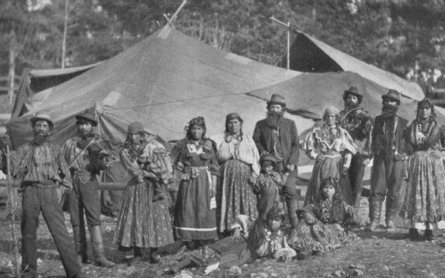 Tigani secol XIX