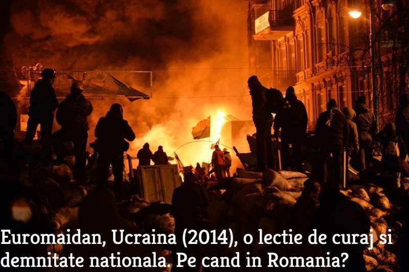 Ucraina, Euromaidan