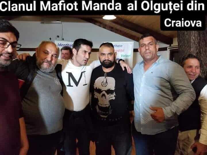 Clanul Manda Craiova