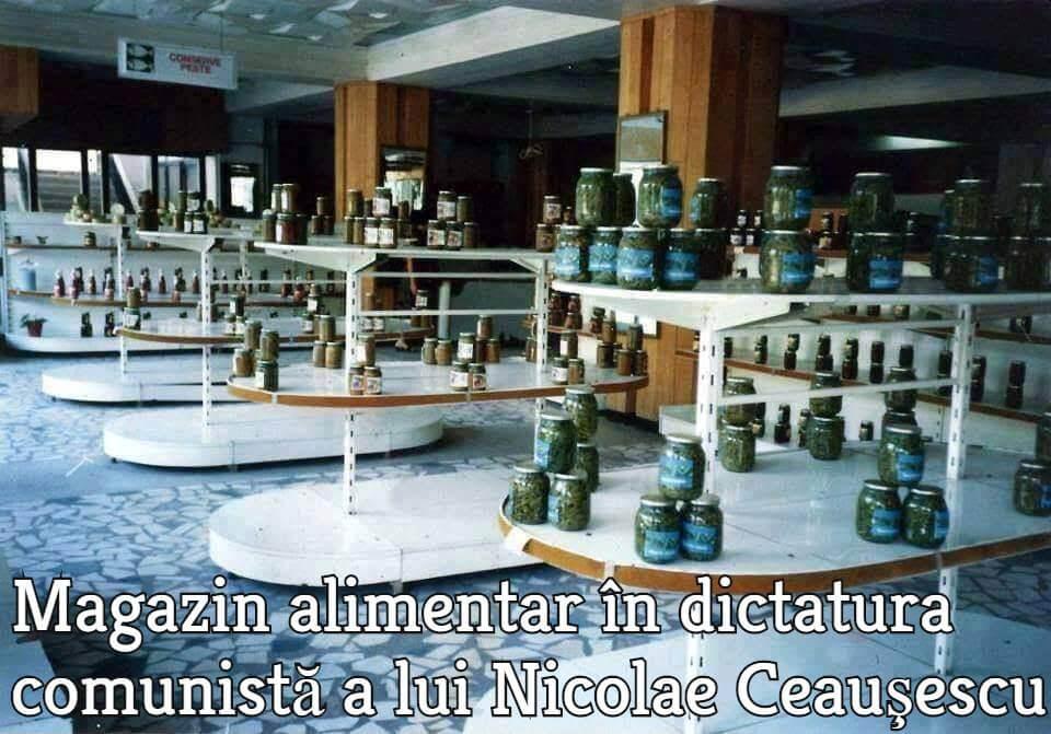 Comunism, Nicolae Ceausescu