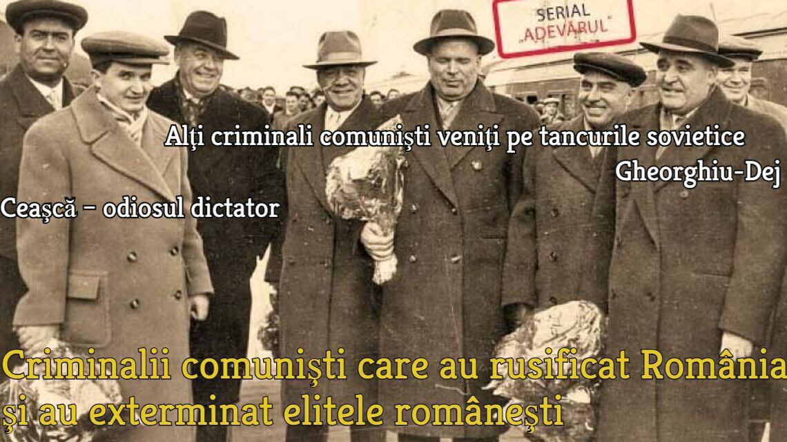 Comunisti criminali