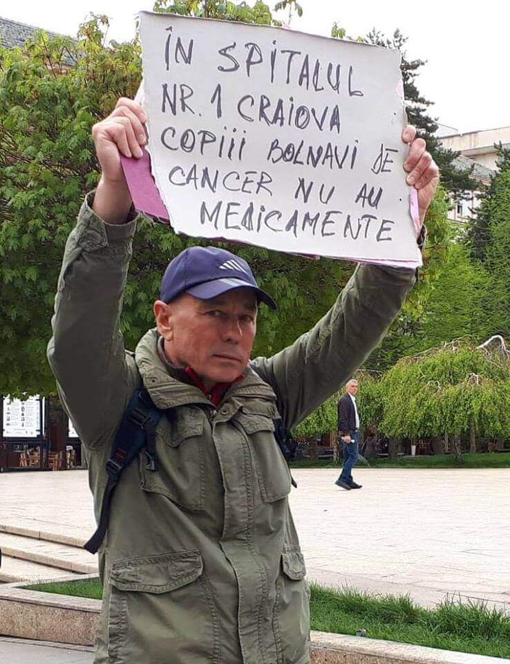 Copii, cancer, Romania