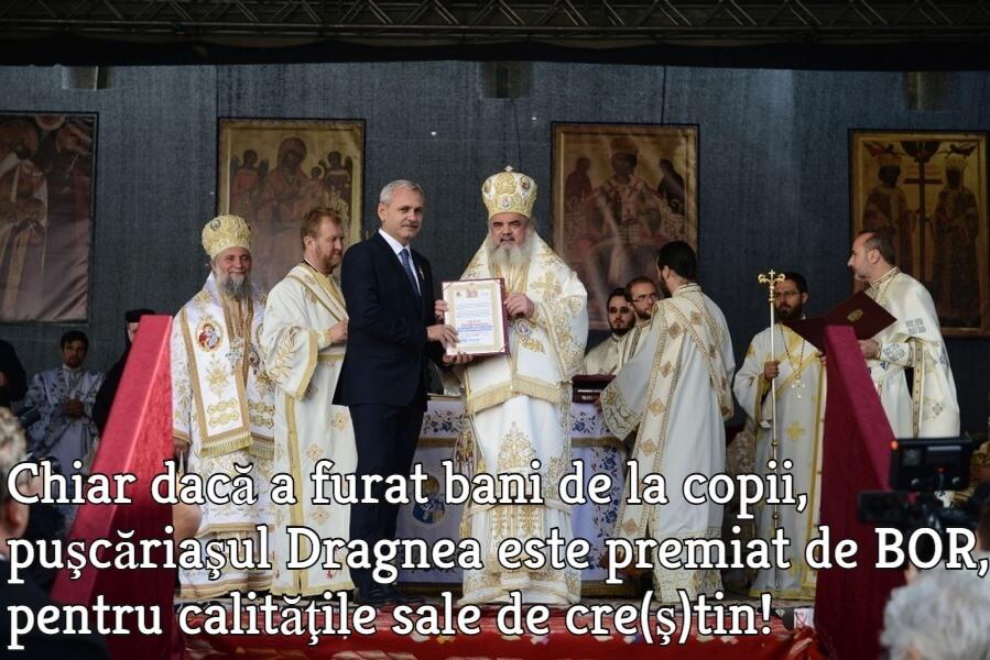 Liviu Dragnea, BOR