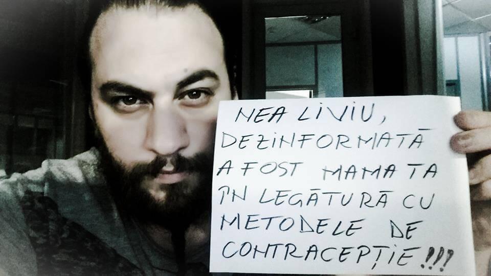 Mesaj pentru puşcăriaşul Liviu Dragnea