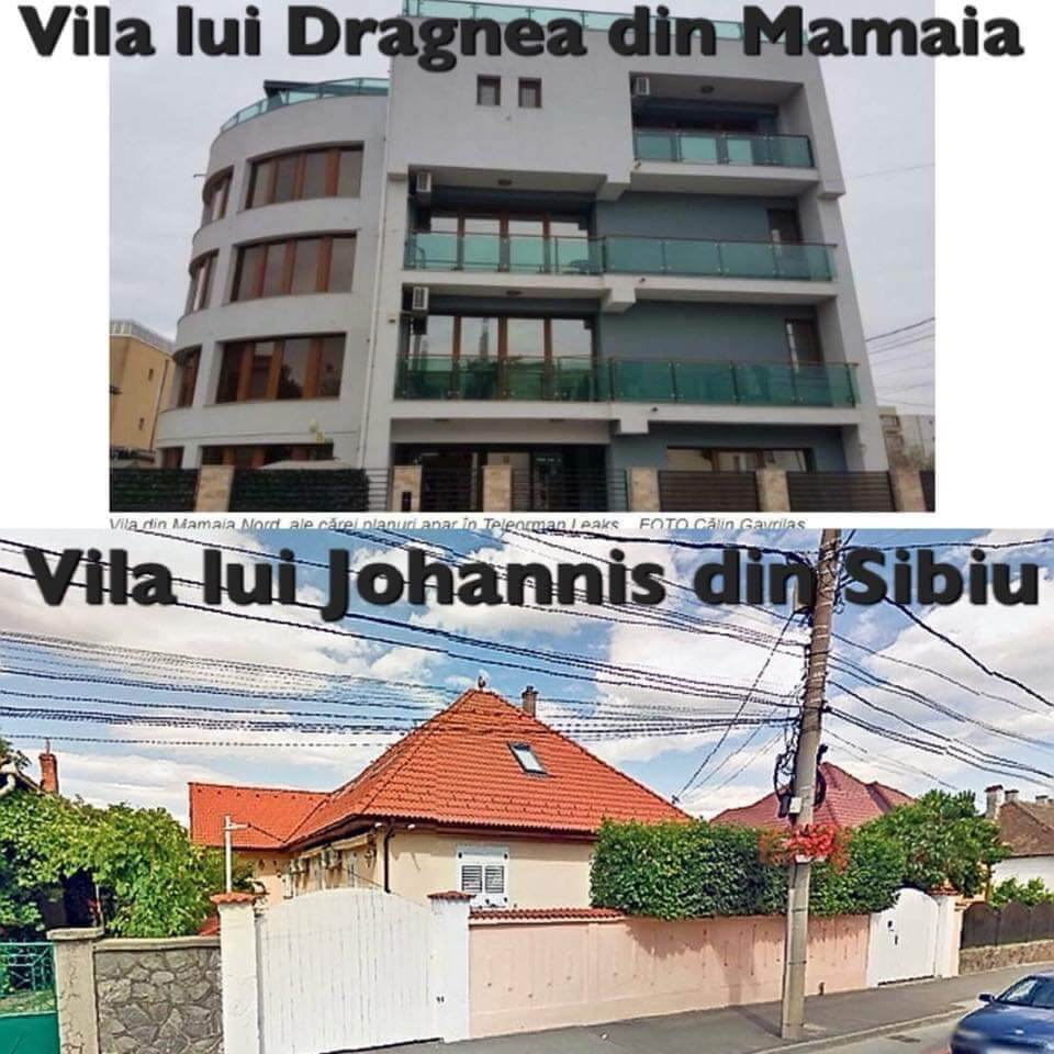 Dragnea versus Iohannis