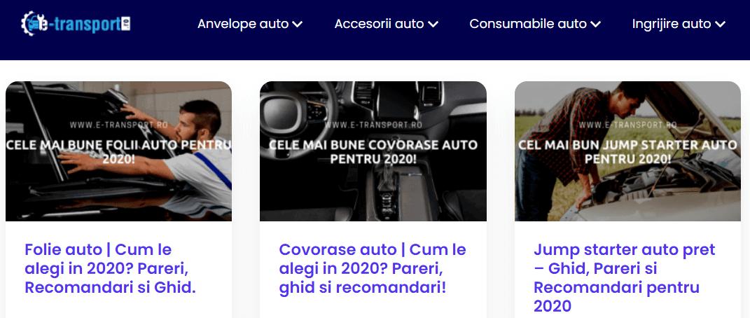 E-transport.ro
