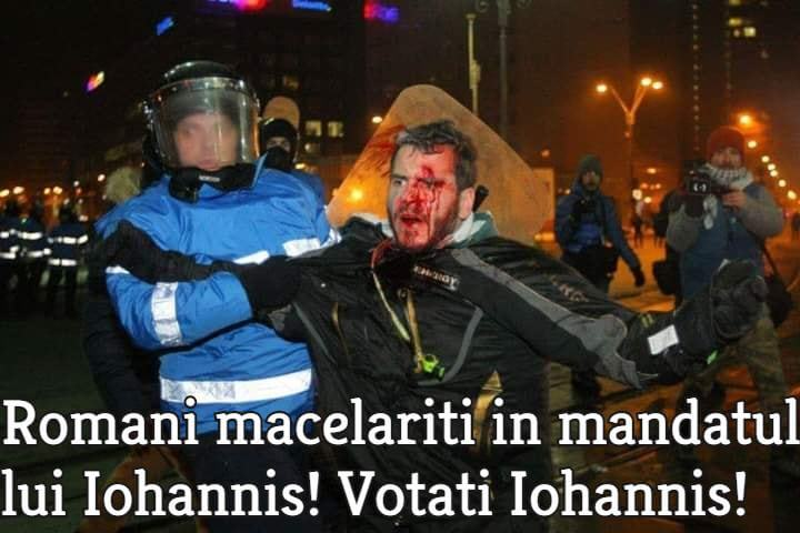 10 august 2018, in mandatul lui Iohannis