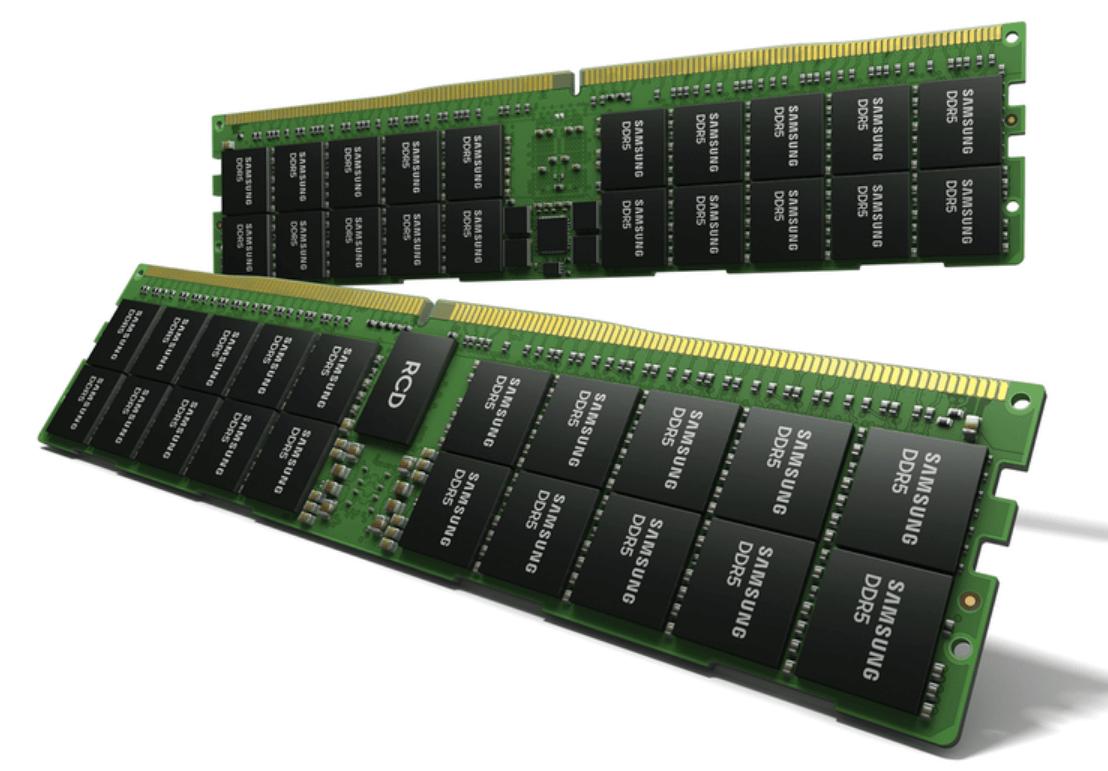 Memorii RAM DDR5 Samsung