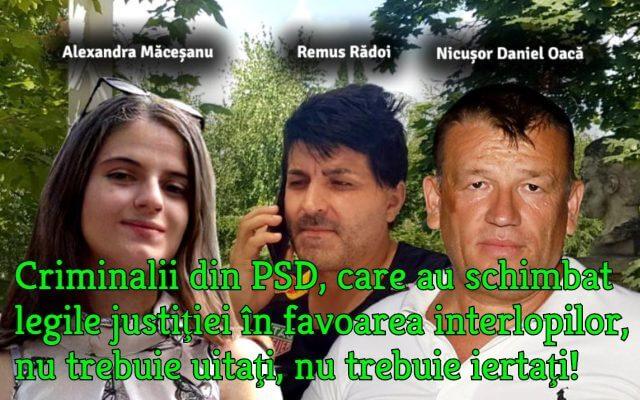 Criminalii din PSD