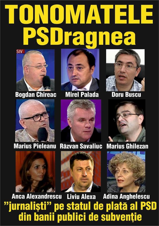 Tonomatele PSD