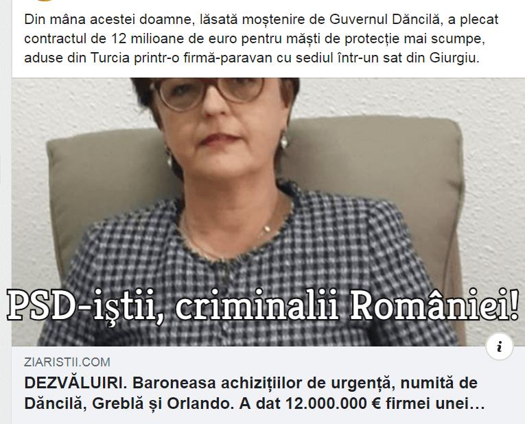 PSD-istii, criminalii Romaniei
