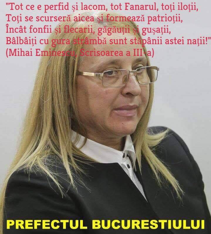 Prefectul PSD Bucuresti
