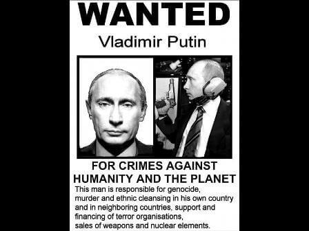 Criminalul KGB-ist Vladimir Putin