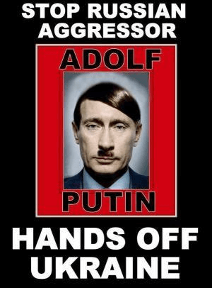 KGB-istul criminal Vladimir Putin
