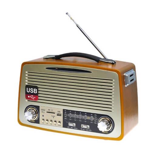 Radio Portabil Kemai