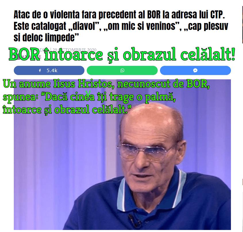 BOR versus CTP