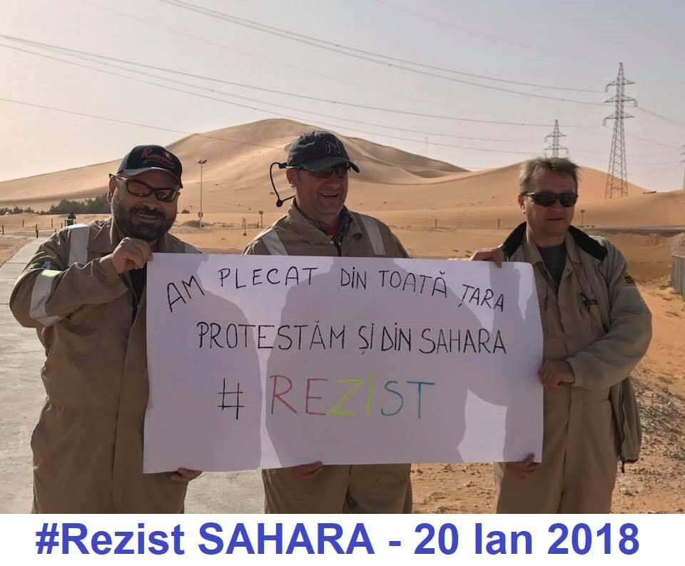 Rezist Sahara