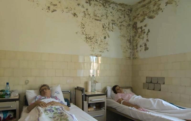 Spital in Romania