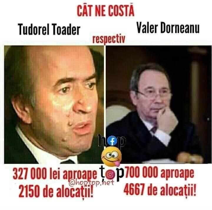 Tudorel Toader, Valer Dorneanu