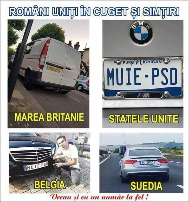 Muie PSD!