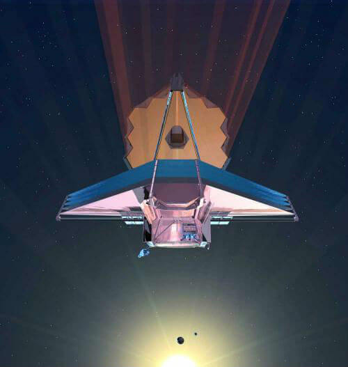 Telescop spatial