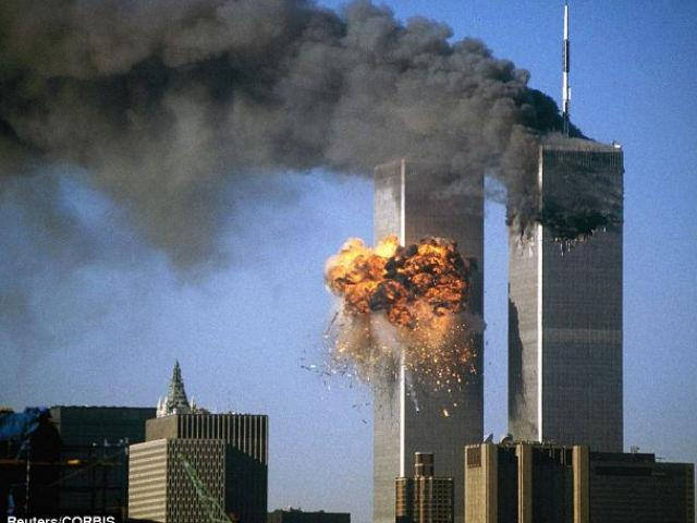 11 septembrie 2001, World Trade Center