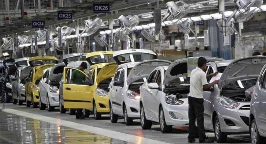 Personal in industria automobilelor