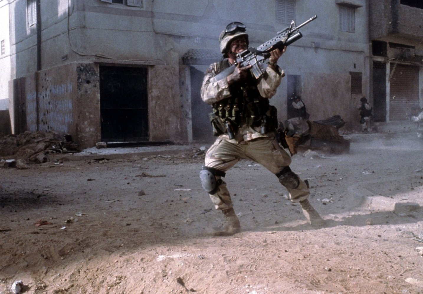 Black Hawk Down – Elicopter la pământ!
