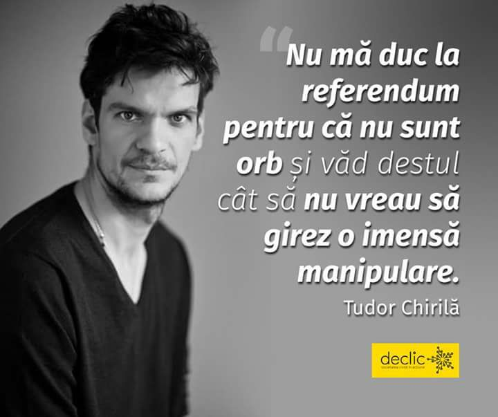 Citat Tudor Chirila