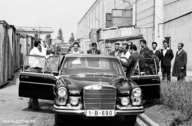 Clanul Ceausescu