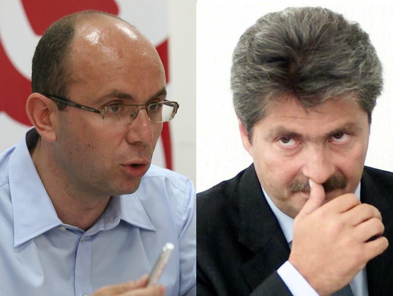 Cosmin Gusa, Sorin Ovidiu Vantu