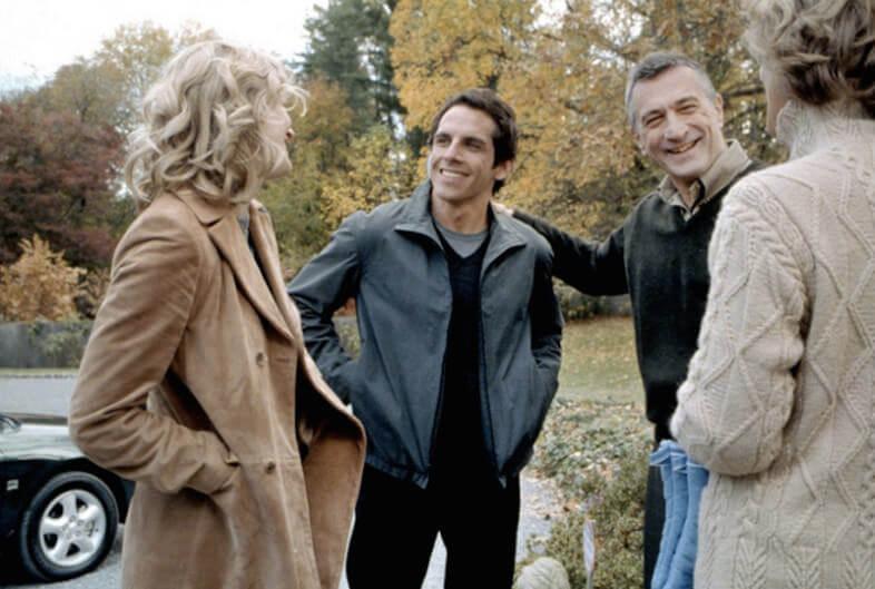Robert De Niro in Meet The Parents