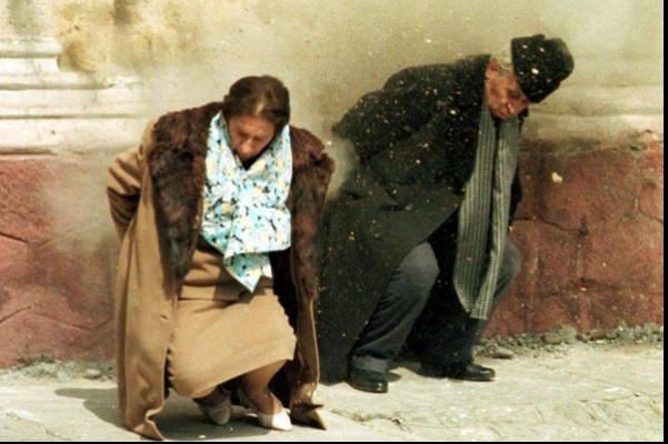 Executia cuplului Ceausescu