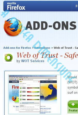 Suplimente Firefox