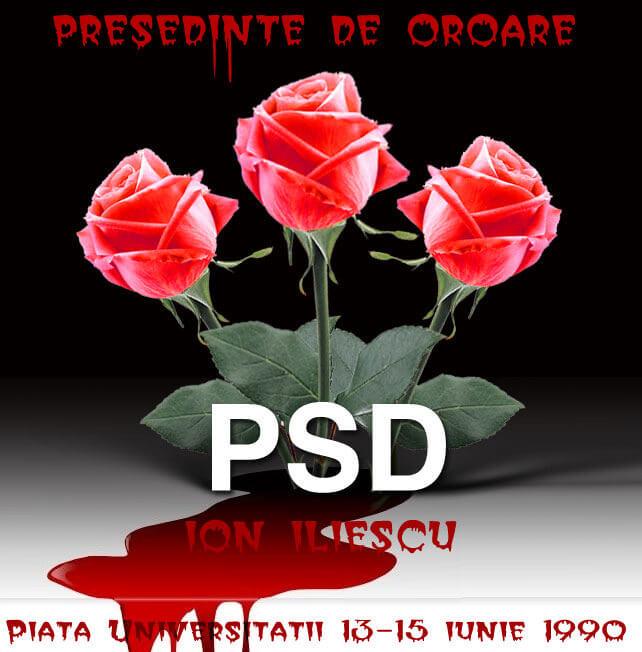 Ion Iliescu, PSD