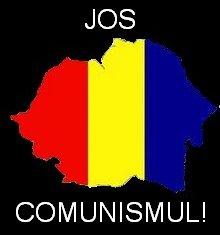 Jos comunismul!