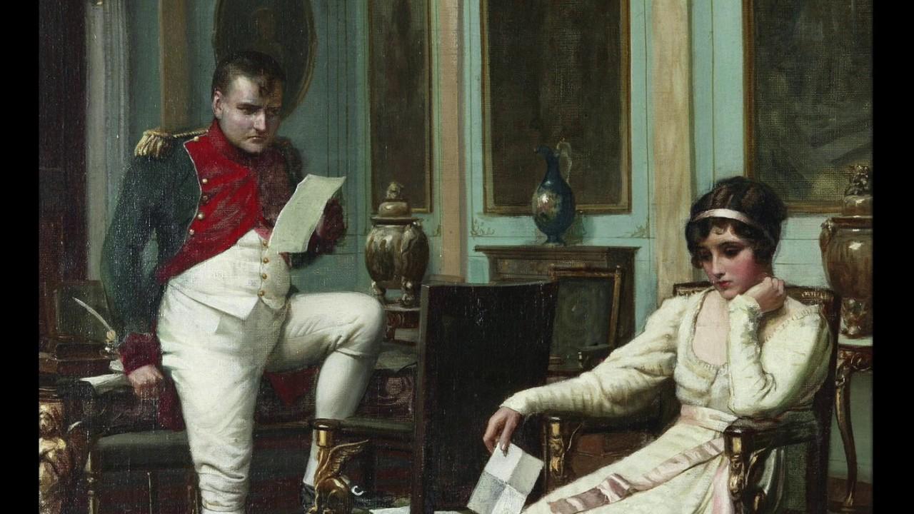 Napoleon, Josephine