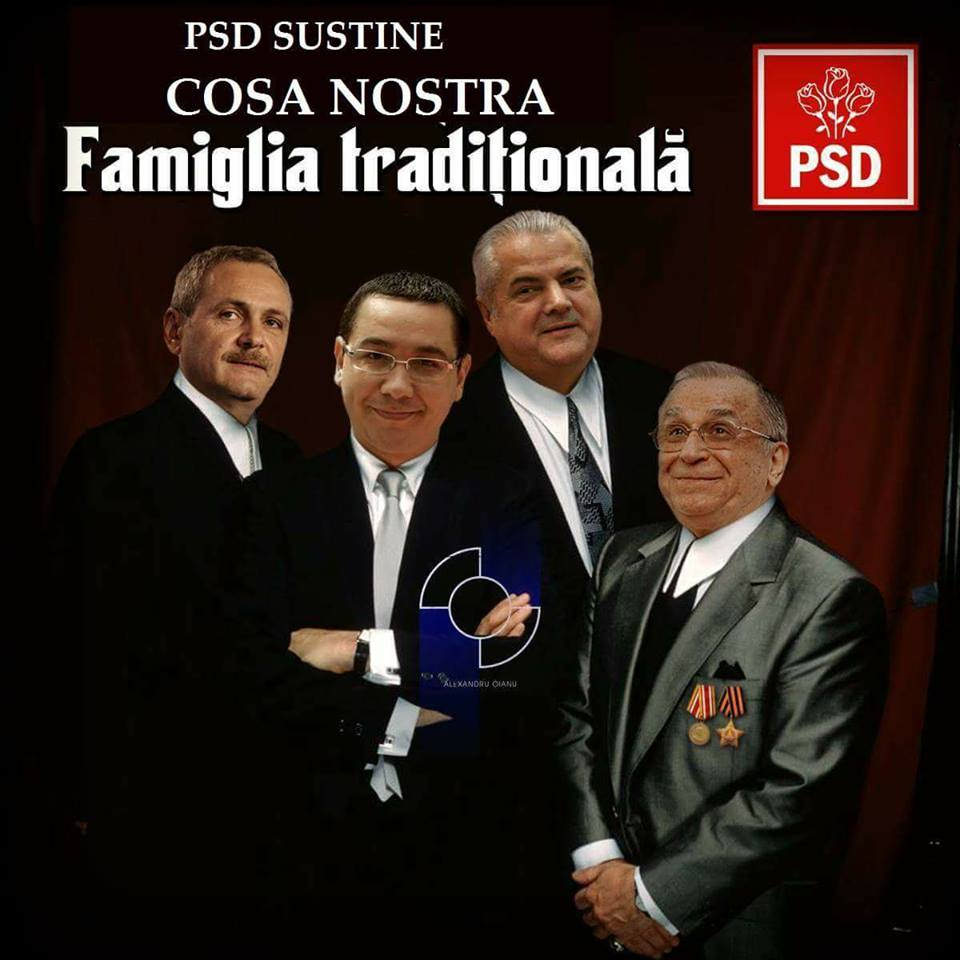 Famiglia PSD