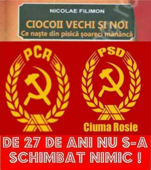 PSD = PCR