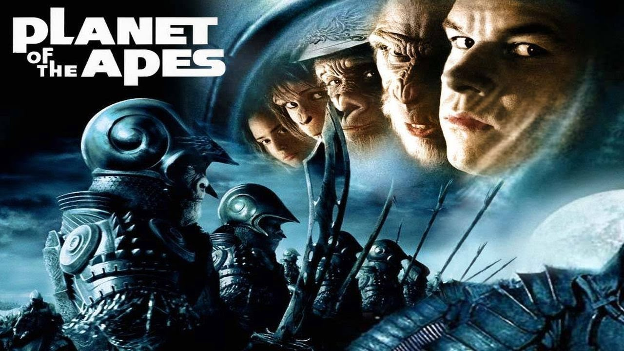 Planet of the Apes – Planeta maimuţelor