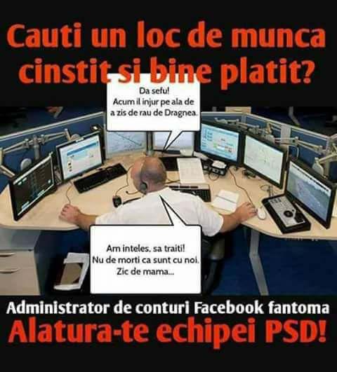 Postac (troll) PSD-ist
