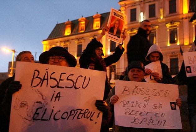 Proteste 2012