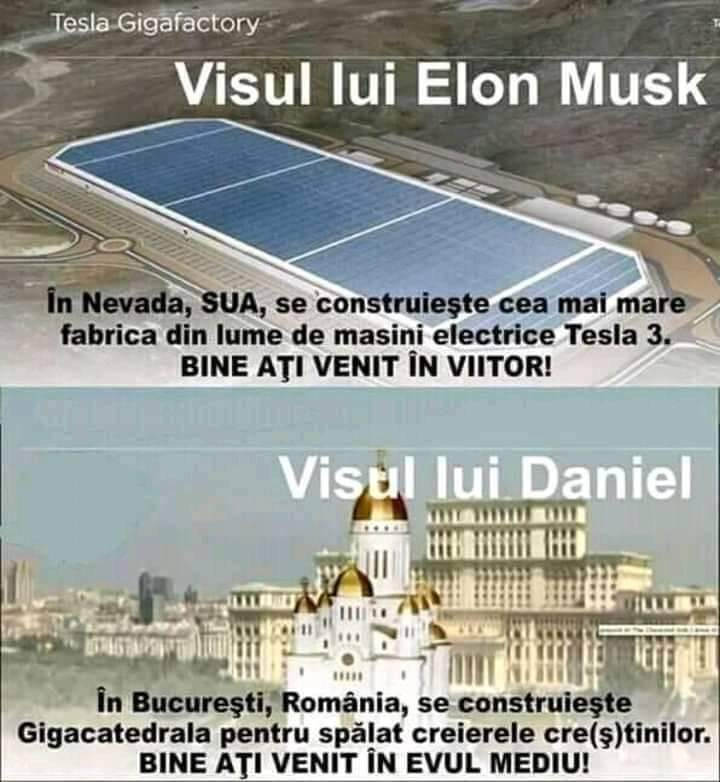 Viitor versus Evul Mediu