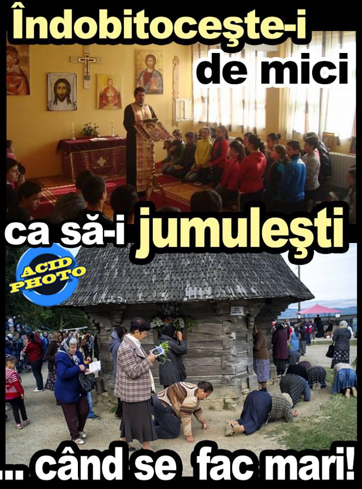 Religia in scoala